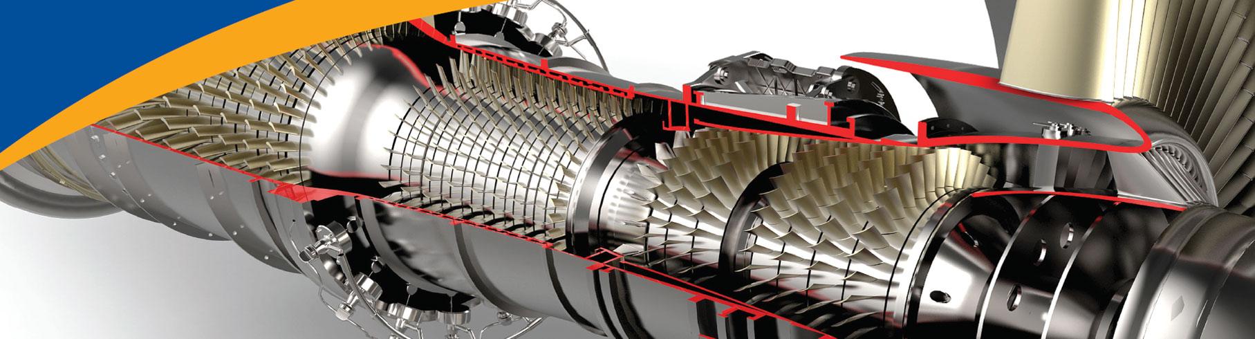 Integrated-Turbine-Rotor-Measurement
